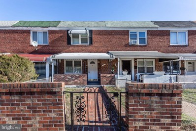 2425 Terra Firma, Baltimore, MD 21225 - #: MDBA497694