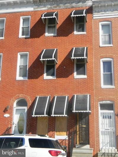 1329 N Eden Street, Baltimore, MD 21213 - #: MDBA497710