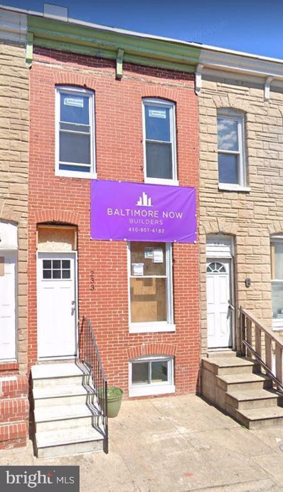 233 N Rose Street, Baltimore, MD 21224 - #: MDBA497730