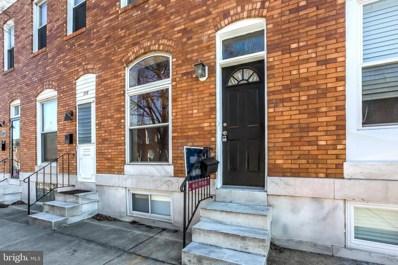 341 S Macon Street, Baltimore, MD 21224 - MLS#: MDBA497752