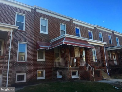 3311 Ravenwood Avenue, Baltimore, MD 21213 - MLS#: MDBA497804