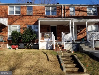 5465 Moores Run Drive, Baltimore, MD 21206 - #: MDBA497856