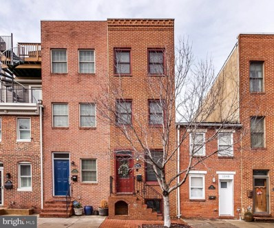 1350 Towson Street, Baltimore, MD 21230 - #: MDBA497866