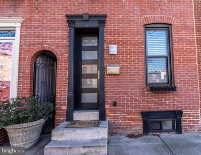 3227 Elliott Street, Baltimore, MD 21224 - #: MDBA497940