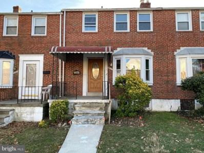 1907 Ramblewood Road, Baltimore, MD 21239 - #: MDBA497964