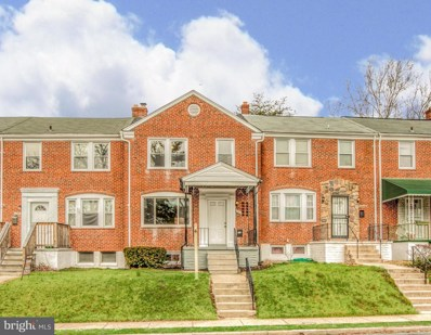 1546 Oakridge Road, Baltimore, MD 21218 - #: MDBA498026