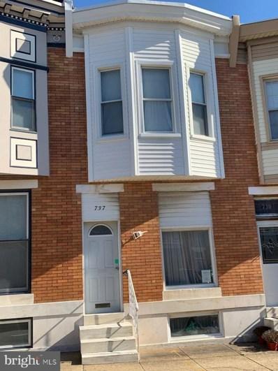 737 S Potomac Street, Baltimore, MD 21224 - #: MDBA498094