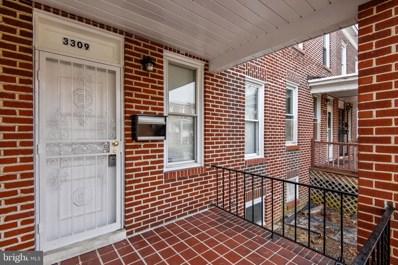 3309 Ravenwood Avenue, Baltimore, MD 21213 - MLS#: MDBA498114