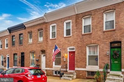 137 S Robinson Street, Baltimore, MD 21224 - #: MDBA498190