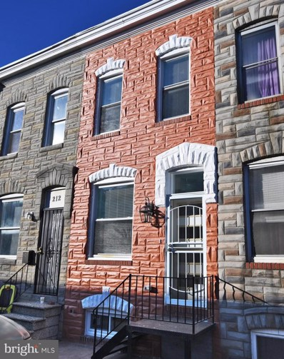 214 N Rose Street, Baltimore, MD 21224 - #: MDBA498202