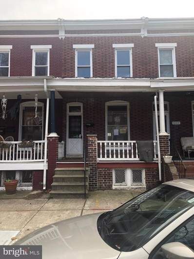 327 Whitridge Avenue, Baltimore, MD 21218 - #: MDBA498214