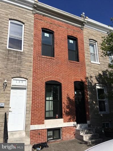 160 N Potomac Street, Baltimore, MD 21224 - #: MDBA498312