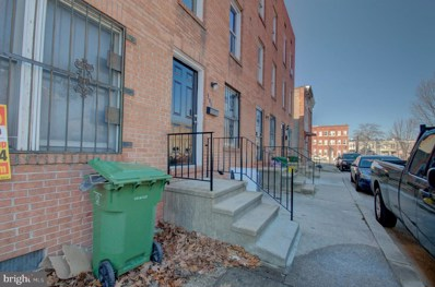 706 Brune Street, Baltimore, MD 21201 - #: MDBA498328