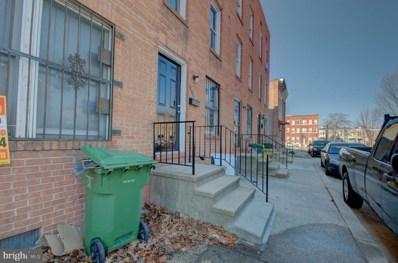 706 Brune Street, Baltimore, MD 21201 - #: MDBA498328
