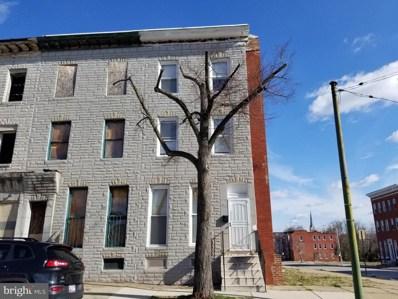 1401 Myrtle Avenue, Baltimore, MD 21217 - #: MDBA498416