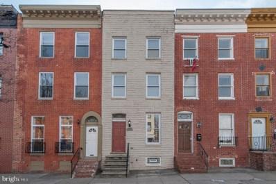 1523 W Pratt Street, Baltimore, MD 21223 - MLS#: MDBA498434