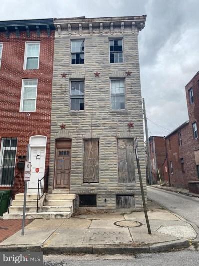 114 S Calhoun Street, Baltimore, MD 21223 - #: MDBA498442