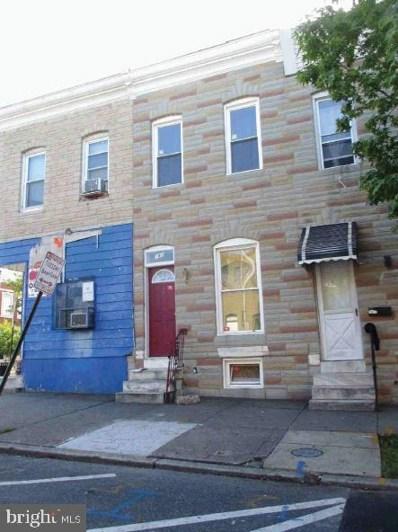 163 N Potomac Street, Baltimore, MD 21224 - #: MDBA498460