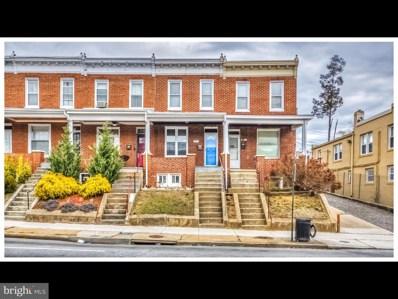 4035 Falls Road, Baltimore, MD 21211 - #: MDBA498476