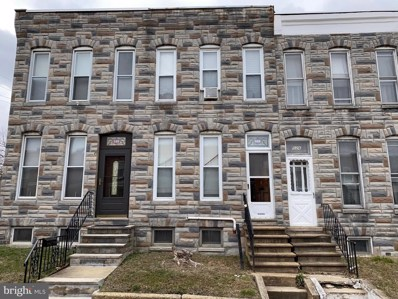 528 S Longwood Street, Baltimore, MD 21223 - #: MDBA498578