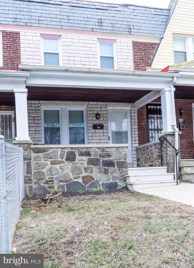4023 Woodridge Road, Baltimore, MD 21229 - #: MDBA498620