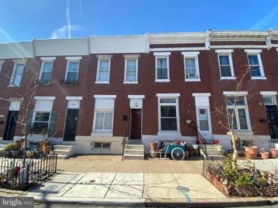 732 N Kenwood Avenue, Baltimore, MD 21205 - #: MDBA498652
