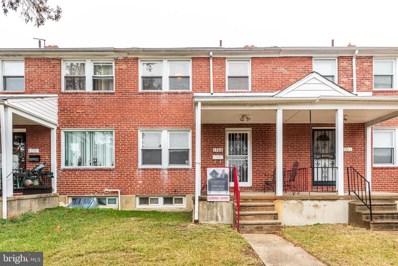 1360 Pentwood Road, Baltimore, MD 21239 - #: MDBA498660