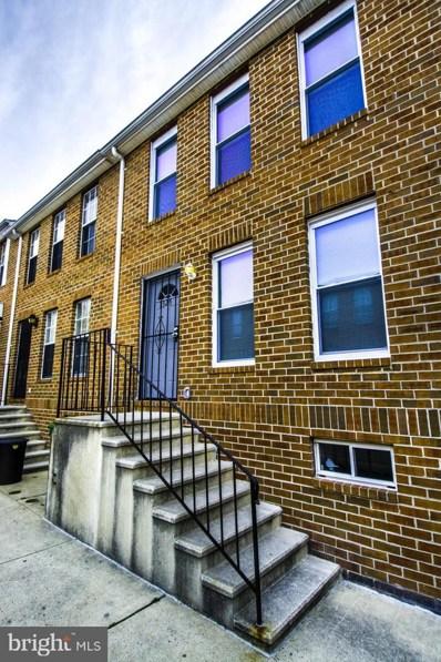1325 N Woodyear Street, Baltimore, MD 21217 - #: MDBA498670