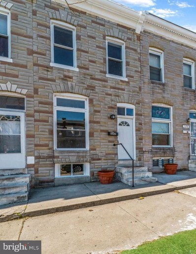 122 S Loudon Avenue, Baltimore, MD 21229 - #: MDBA498680