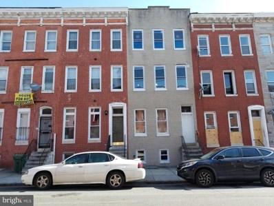1323 N Carey Street, Baltimore, MD 21217 - #: MDBA498802