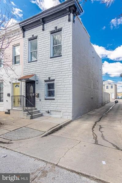 228 N Chester Street, Baltimore, MD 21231 - #: MDBA498820