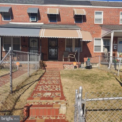 810 Glenwood Avenue, Baltimore, MD 21212 - #: MDBA498976