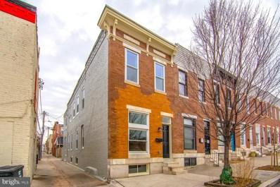 501 S Linwood Avenue, Baltimore, MD 21224 - #: MDBA498990