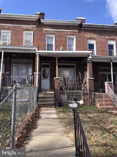 118 S Culver Street, Baltimore, MD 21229 - #: MDBA499012