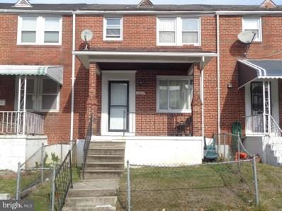 5425 Lynview Avenue, Baltimore, MD 21215 - #: MDBA499020