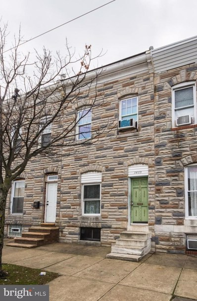 3409 E Fairmount Avenue, Baltimore, MD 21224 - #: MDBA499064