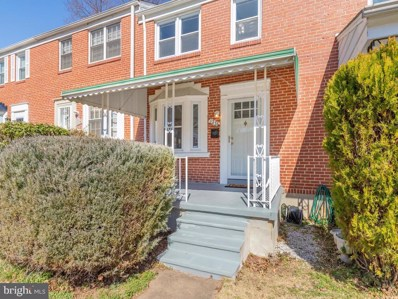 1276 Gittings Avenue, Baltimore, MD 21239 - #: MDBA499082