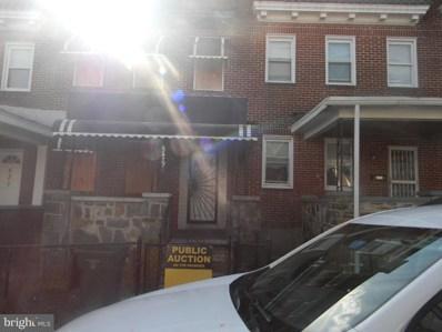 529 Sheridan Avenue, Baltimore, MD 21212 - #: MDBA499088