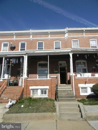 1730 E 28TH Street, Baltimore, MD 21218 - #: MDBA499100