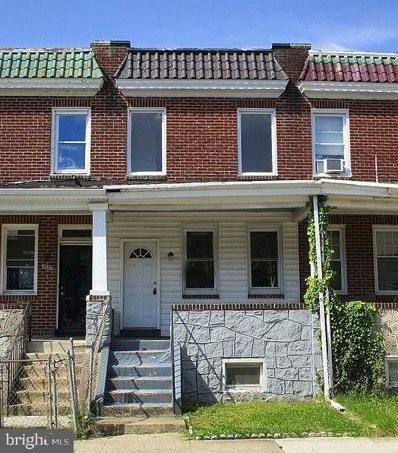1621 Carswell Street, Baltimore, MD 21218 - MLS#: MDBA499128