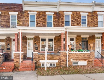 3207 Kenyon Avenue, Baltimore, MD 21213 - #: MDBA499228