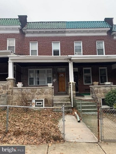 1341 Homestead Street, Baltimore, MD 21218 - #: MDBA499232