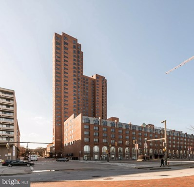 10 E Lee Street UNIT M201, Baltimore, MD 21202 - MLS#: MDBA499248