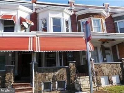 1135 Poplar Grove Street, Baltimore, MD 21216 - #: MDBA499318