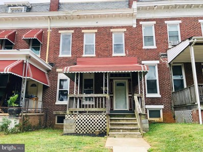 2503 Shirley Avenue, Baltimore, MD 21215 - #: MDBA499326