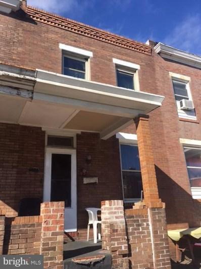438 Bouldin Street, Baltimore, MD 21224 - #: MDBA499416