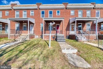 3518 Cliftmont Avenue, Baltimore, MD 21213 - #: MDBA499500