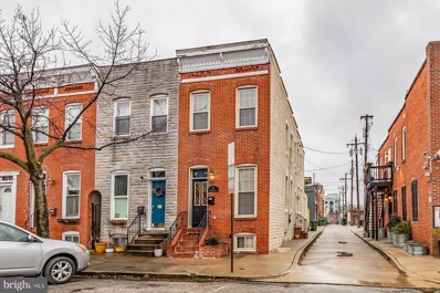 15 E Randall Street, Baltimore, MD 21230 - #: MDBA499538