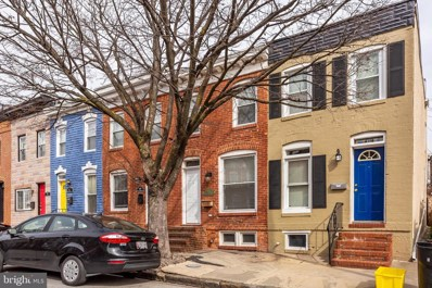 831 S Linwood Avenue, Baltimore, MD 21224 - #: MDBA499558