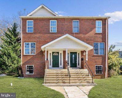 3731 Greenmount Avenue, Baltimore, MD 21218 - #: MDBA499580